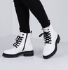 Witte MEXX Veterboots DEVI  - small