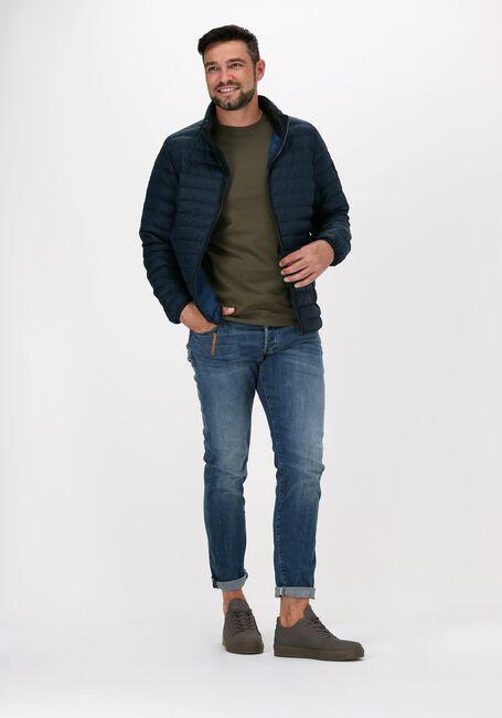 Blauwe TIMBERLAND Gewatteerde jas AXIS PEAK CLS  - large