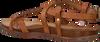 Cognac FRED DE LA BRETONIERE Sandalen 170010102 FRS0654  - small