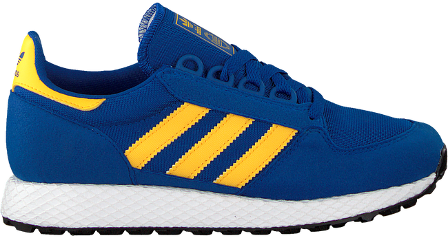 Blauwe ADIDAS Sneakers FOREST GROVE J  - large