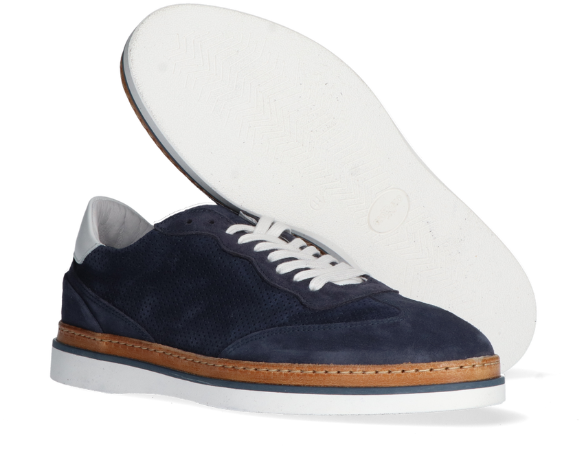 Blauwe GIORGIO Lage Sneaker 5716 - larger