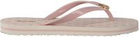 Roze MICHAEL KORS Slippers MK FLIP FLOP  - medium