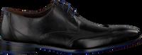 Zwarte FLORIS VAN BOMMEL Nette schoenen 18133  - medium