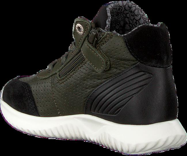 Groene RED-RAG Sneakers 13359  - large