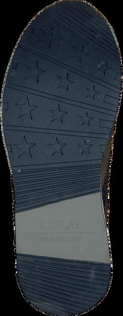 Groene REPLAY Sneakers MITCHEL - large
