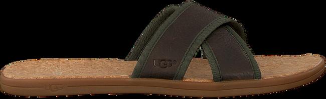 groene UGG Slippers SEASIDE SLIDE  - large