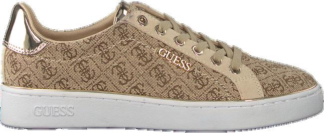 Bruine GUESS Sneakers BECKIE  - large