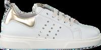 Witte CLIC! Sneakers 9754 - medium