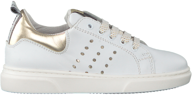 Witte CLIC! Sneakers 9754 - large