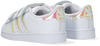 Witte ADIDAS Lage sneakers SUPERSTAR CF I  - small
