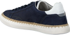 Blauwe NZA NEW ZEALAND AUCKLAND Sneakers TAUPO II LIZARD - small