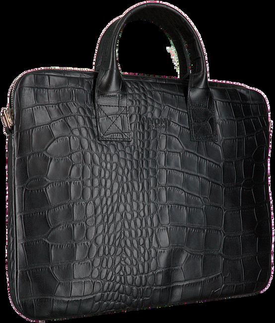 Zwarte MYOMY Laptoptas MY PHILIP BAG LAPTOP  - large