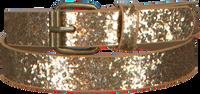 Gouden LE BIG Riem SANDRA BELT  - medium
