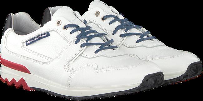 Witte FLORIS VAN BOMMEL Sneakers 16220 - large
