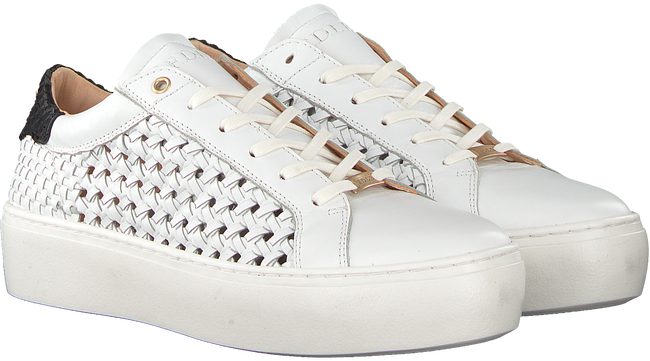 Witte FRED DE LA BRETONIERE Sneakers 101010051  - large
