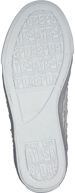 Witte REPLAY Sneakers SEPULVEDA  - large