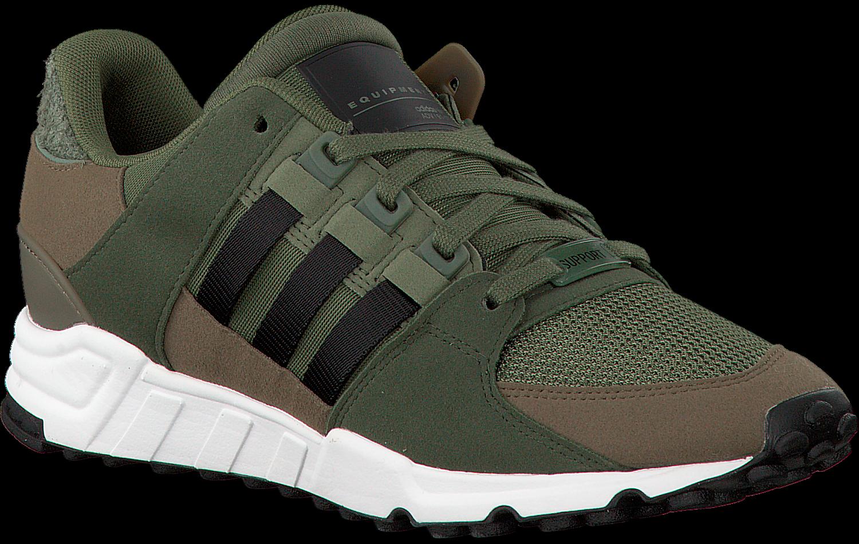 adidas eqt support rf groen