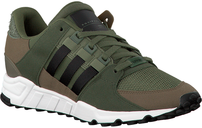 Groene ADIDAS Sneakers EQT SUPPORT RF HEREN  - large