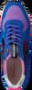Blauwe FLORIS VAN BOMMEL Sneakers 85265  - small