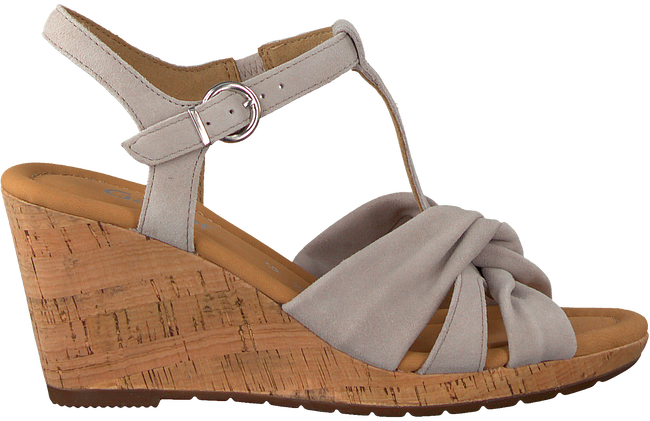 Taupe GABOR Sandalen 828 - large