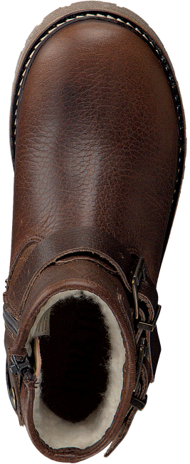 Bruine TON & TON Biker boots 292547  - large