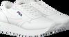 Witte FILA Sneakers ORBIT ZEPPA L KIDS  - small
