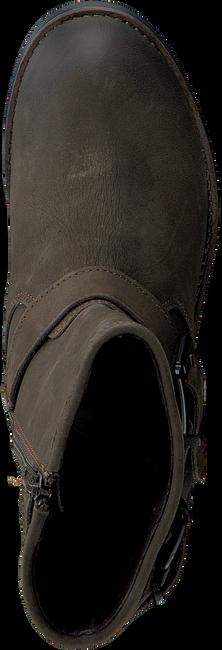 Bruine OMODA Biker boots 8600  - large