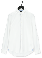 Witte TOMMY HILFIGER Casual overhemd CORE STRETCH SLIM OXFORD SHIRT