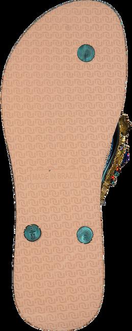 Beige UZURII Slippers COLORFUL STAR - large