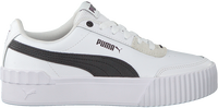 Witte PUMA Lage sneakers CARINA LIFT  - medium