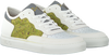 Witte NAT-2 Lage sneakers MOSS GREEN  - small