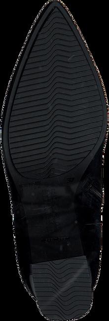 Zwarte HISPANITAS Enkellaarsjes AMELIA-7  - large