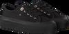Zwarte TOMMY HILFIGER Sneakers CORPORATE FLATFORM  - small