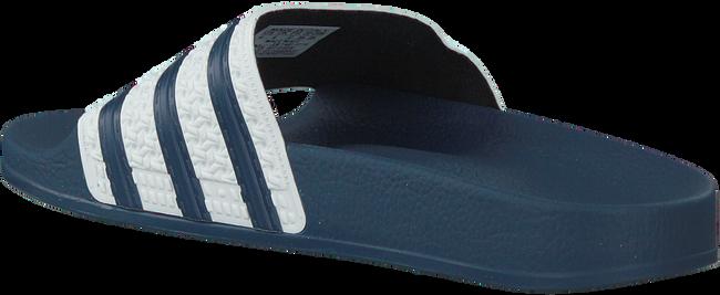 Blauwe ADIDAS Slippers ADILETTE DAMES  - large