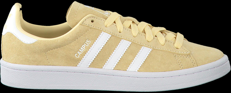 Gele ADIDAS Sneakers CAMPUS DAMES | Omoda