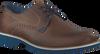 Cognac OMODA Nette schoenen 97002  - small