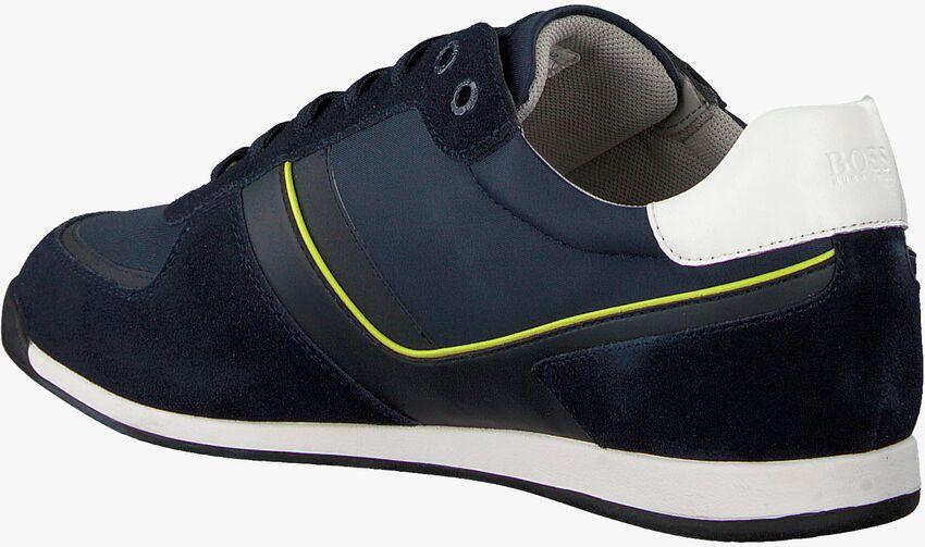 Blauwe BOSS Sneakers GLAZE LOWP NYSD - larger