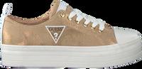 Gouden GUESS Lage sneakers BRIGS  - medium