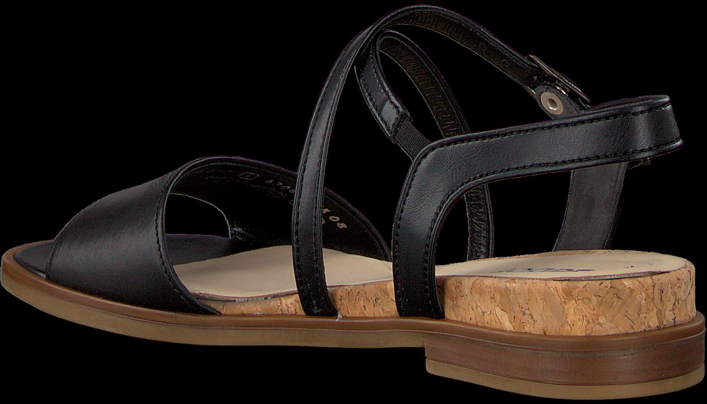 Zwarte GABOR Sandalen 513 Omoda