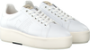 Witte NUBIKK Sneakers ELISE LACE PERFO  - small