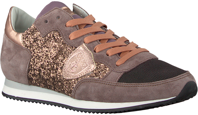 Roze PHILIPPE MODEL Sneakers TROPEZ L JUNIOR  - large