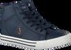 Blauwe POLO RALPH LAUREN Sneakers EASTEN MID - small