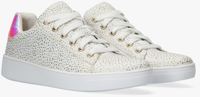 Witte TON & TON Lage sneakers OM120261  - larger