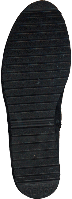 Zwarte GABOR Lange laarzen 765  - large