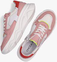 Roze OMODA Lage sneakers O1266-212  - medium