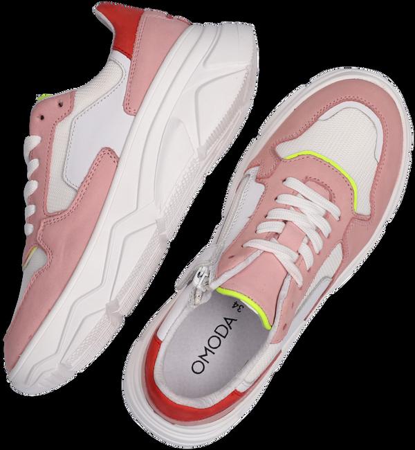 Roze OMODA Lage sneakers O1266-212  - large