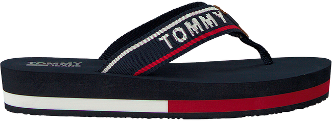 TOMMY HILFIGER SLIPPERS TOMMY JEANS MID BEACH SANDAL - large