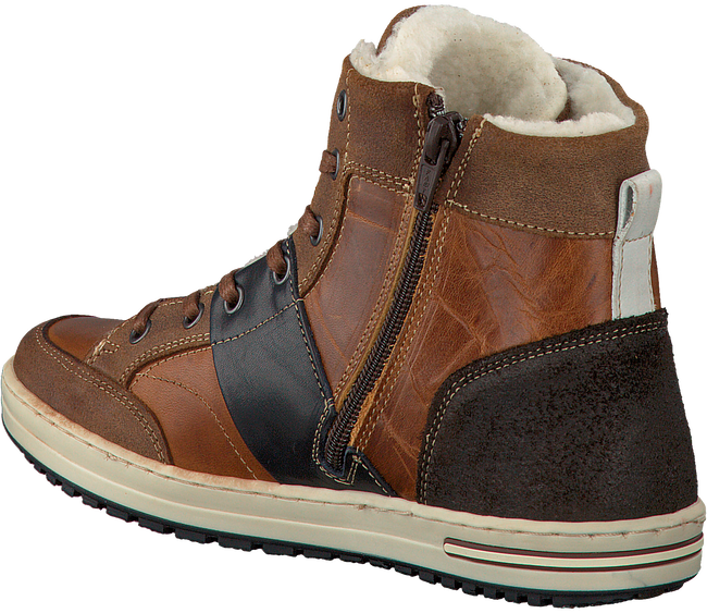 Cognac BJORN BORG Enkelboots CHARLES HIGH POP  - large