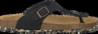 Zwarte DEVELAB Slippers 48079  - medium