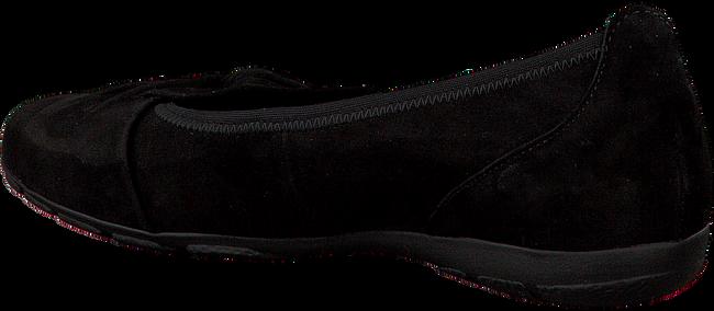 Zwarte GABOR Ballerina's 150.1  - large